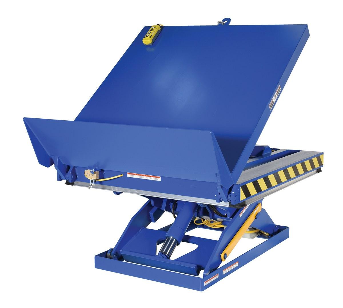 Vestil EHLTT-H-3648-2-47 Lift and Tilt Table
