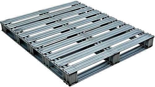 Vestil SPL-4248 Galvanized Steel Pallet