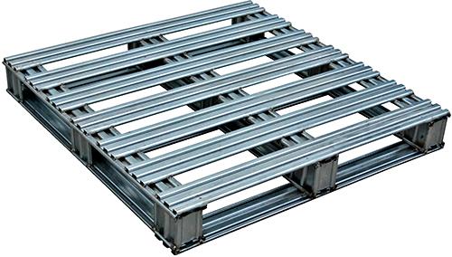 Vestil SPL-3636 Galvanized Steel Pallet