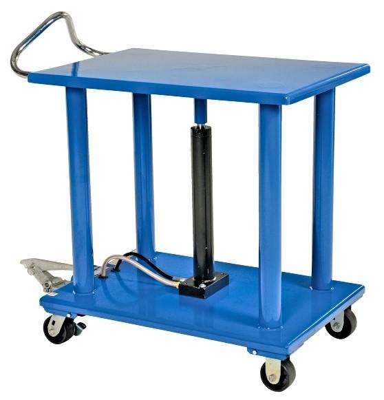 Vestil HT-30-2436 Manual Hydraulic Post Table