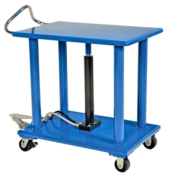 Vestil HT-30-2436 Manual Hydraulic Post Table
