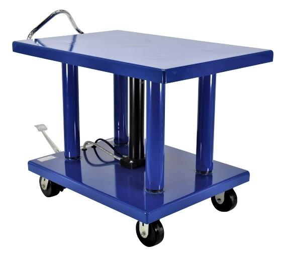 Vestil HT-60-3248 Manual Hydraulic Post Table