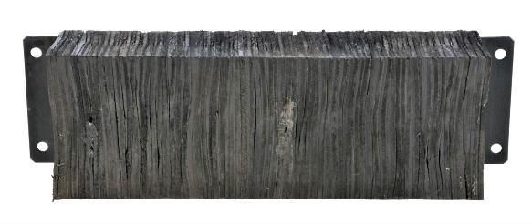 Vestil 1236-6 Dock Bumper