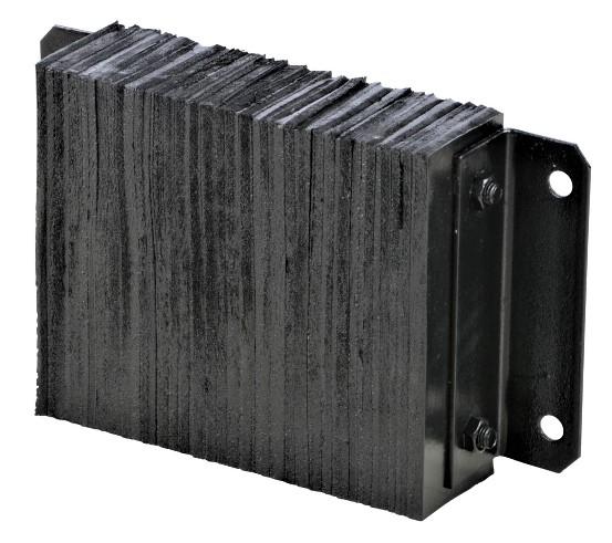 Vestil 1218-4.5 Dock Bumper