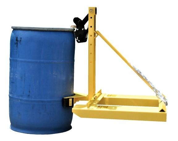 Vestil FMDL-850 Forklift Drum Lifter