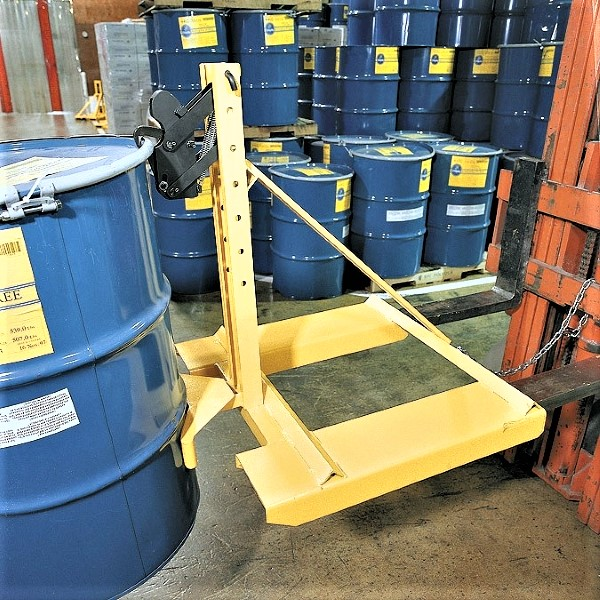 FMDL-850 Fork Mounted Drum Lifting Attachment