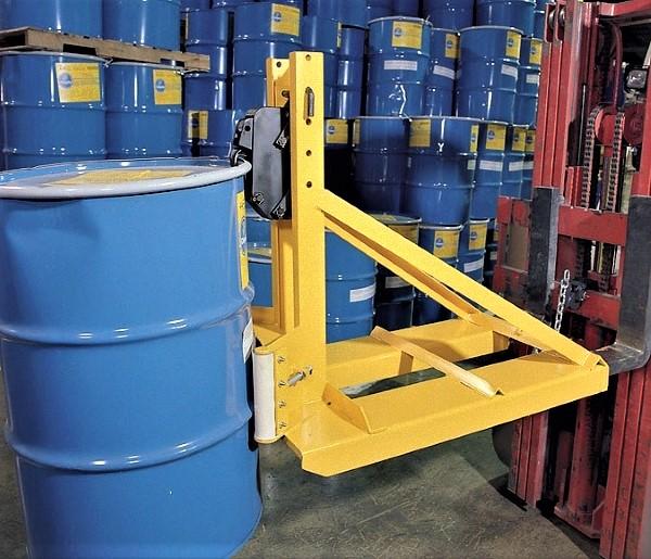 Vestil FMDL-1500 Forklift Drum Lifter