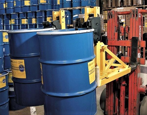 Vestil FMDDL-4000 Forklift Drum Lifter