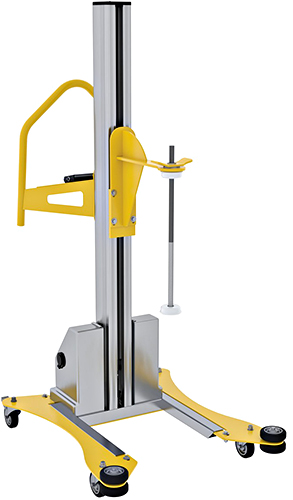 Vestil PEL-88A-D3-SWA Walk Around Stretch Wrap Machine