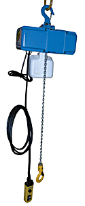Vestil VS-ECH-10-1PH Variable Speed Electric Chain Hoists