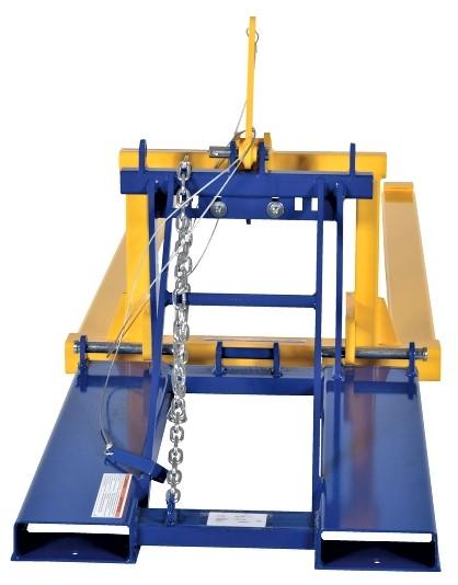 Vestil PAL-D/R Forklift Pallet Dumper