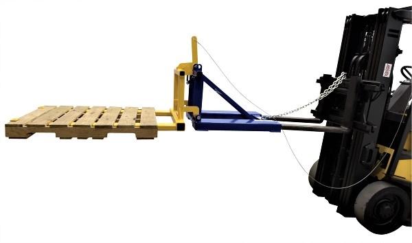 Vestil PAL-D/R Forklift Dumper