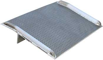5000 LB Aluminum Dock Board