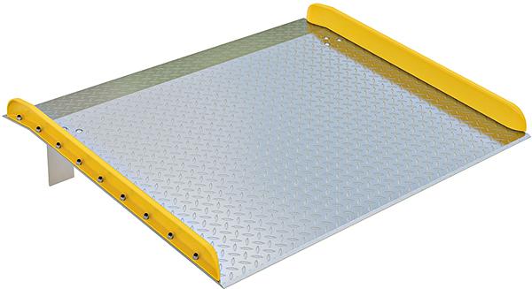 Vestil TAS-15 Aluminum Dock Board