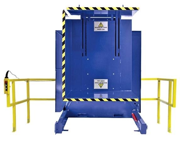 Vestil PI-S-4400-3761 Pallet Inverter