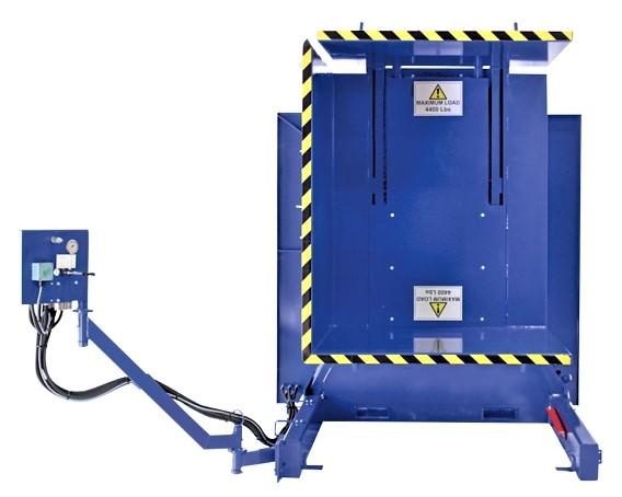 Vestil PI-S-4400-3761-L Pallet Inverter