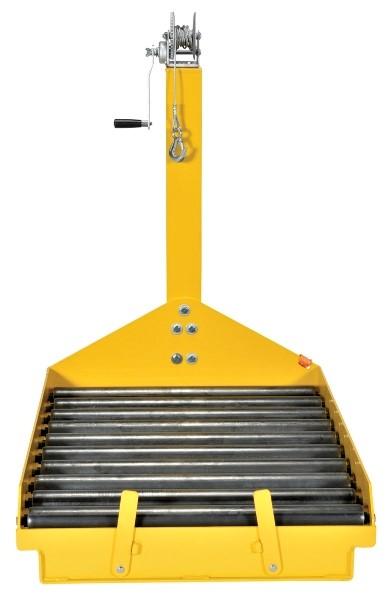 Forklift Battery Transfer Cart