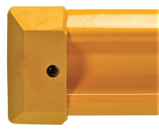 Vestil GR-H2R-CAP Plastic End Cap