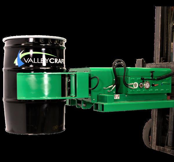 Valley Craft F89700 Versa Grip Forklift Drum Handler