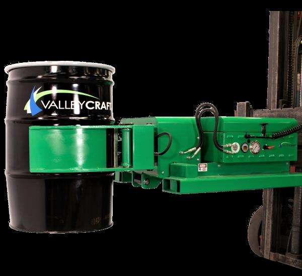Valley Craft F89701 Versa Grip Forklift Drum Handler