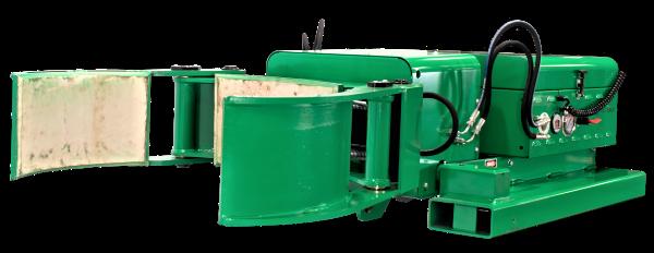 Versa Grip Battery Powered Forklift Drum Handler