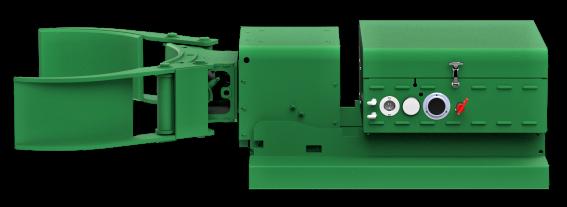 Valley Craft F89702 Hydra-Grip Forklift Drum Rotator