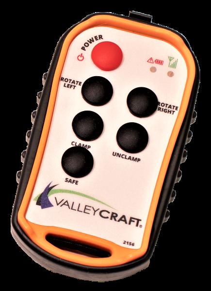F89157 Optional Remote for Hydra-Grip Forklift Drum Handler