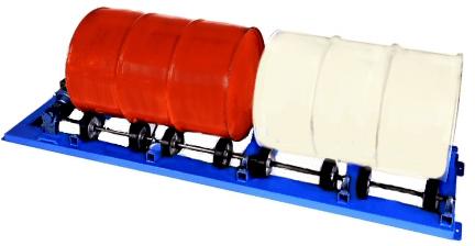 Morse Dual Drum Roller