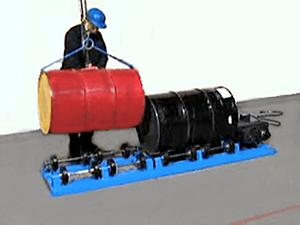 Morse 2-5154-1 Dual Drum Roller