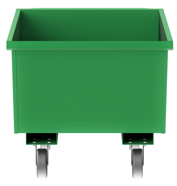 Valley Craft F89679 Hopper with Wheels
