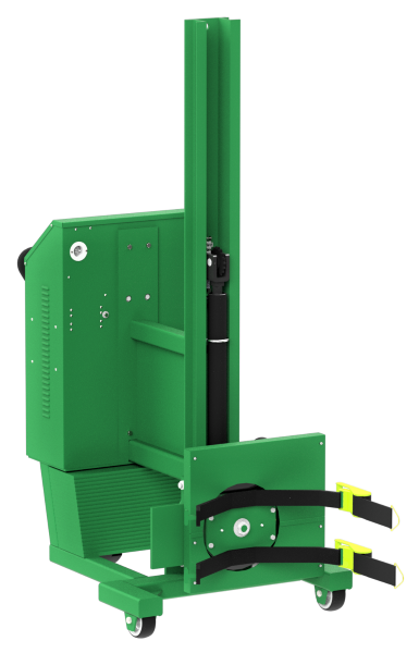 Valley Craft F89832A5 Rota-Lift Powered Drum Lifter