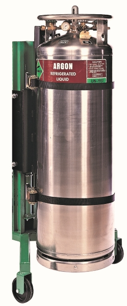Valley Craft F89263 Barrel Hawk Drum Truck for Cylinders