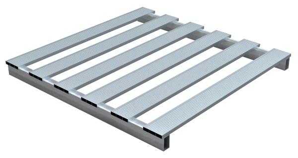 Vestil Aluminum Half Skid