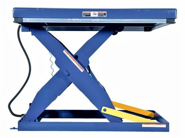 Vestil AHLT Air Powered Lift Table