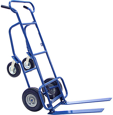 Valley Craft F80233U5 HVAC Hand Truck