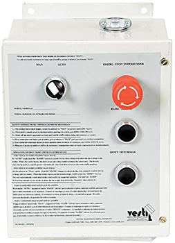 Vestil EH-75 Control Panel