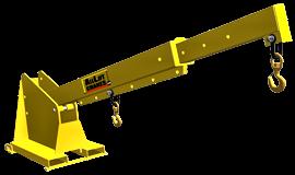 All Lift TLJP Orbital Telescoping Forklift Boom