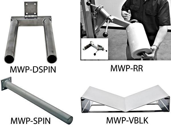 Vestil MWP-400-M Optional Attachments
