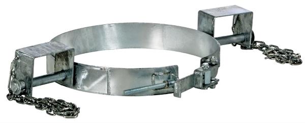 Vestil TDR-55-G Galvanized Drum Tilting Ring