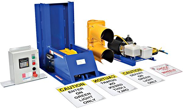 Vestil TL-100 Trailer Lock System