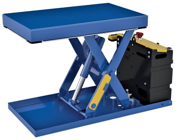 Vestil SCTAB-500-2033-DC DC Powered Lift Table