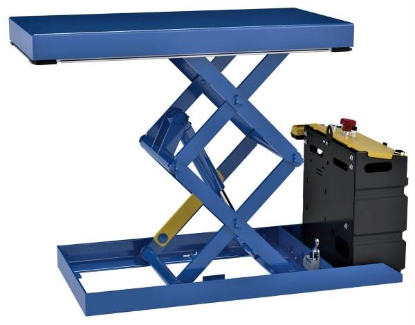 Vestil SCTABD-750-2040-DC Double Scissor Lift Table
