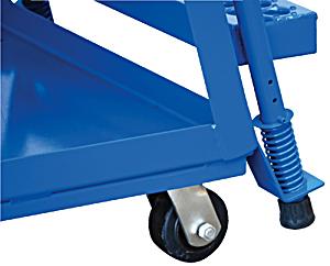 Vestil SPS3-2848 Stock Picking Cart