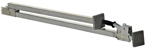 Vestil CL-17 Galvanized Steel Cargo Bar