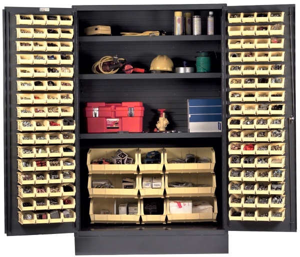 Vestil VSC-JC-171 Bin Storage Cabinet