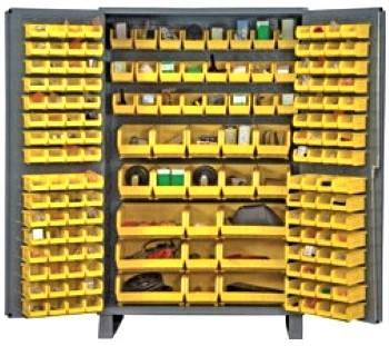 Vestil VSC-JC-137 Bin Storage Cabinet