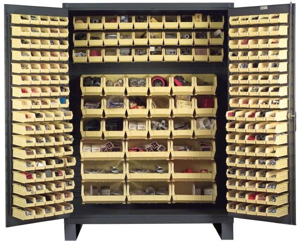 Vestil VSC-SSC-227 Bin Storage Cabinet