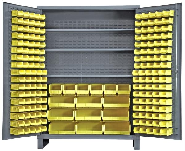 Vestil VSC-SSC-185 Steel Bin Storage Cabinet