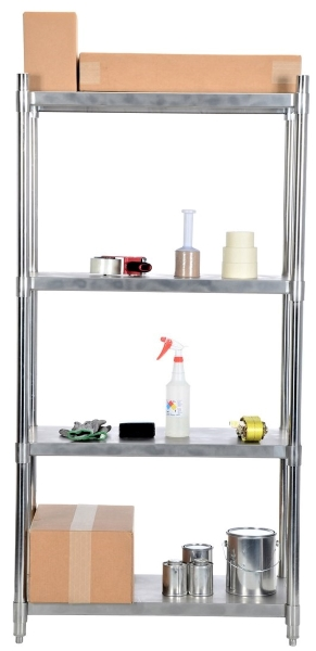 SS-1836 Stainless Steel Shelves