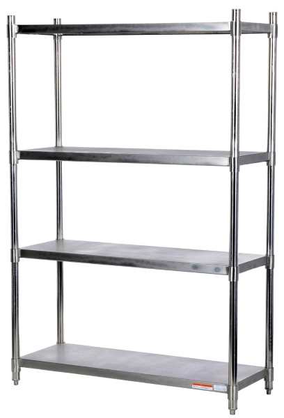 Vestil SS-1836 Stainless Steel Shelving Unit